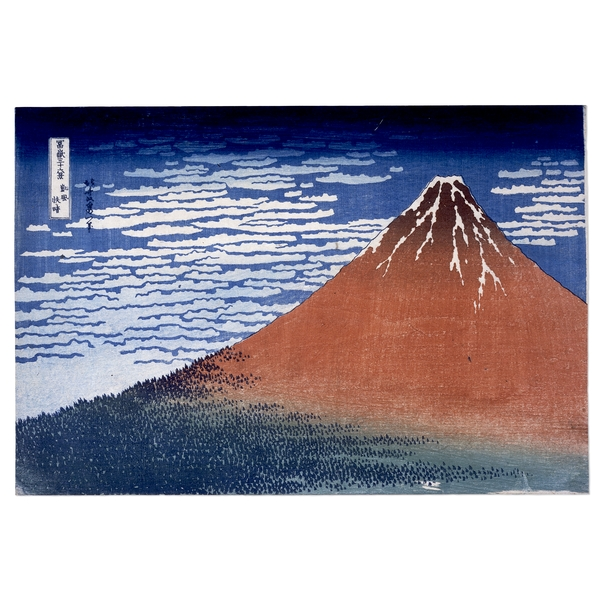 Hokusai_M_Fuji_South_Wind_Clear_Sky